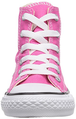 Converse - Chuck Taylor All Star Hi, Sneaker Unisex – Bambini rosa - rosa