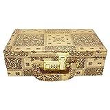 Best Man Wedding Patch - Florishkart Wooden Handmade Antique Patch Work Storage Organizer Review