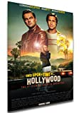 Instabuy Poster - Locandina - Once Upon a Time in Hollywood - c'era Una Volta a Hollywood Variant 7 Manifesto 70x50