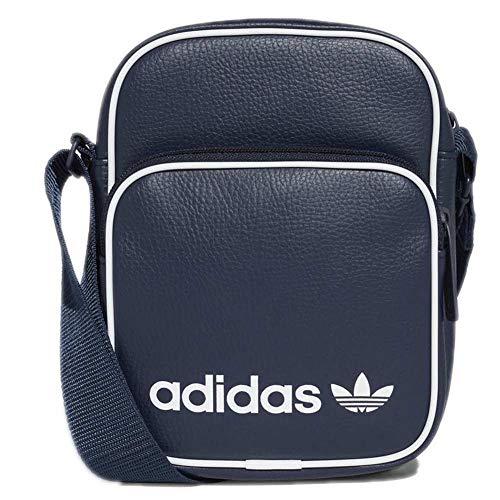adidas Mini Bag Vint Bolso Bandolera, 25 cm, Maruni