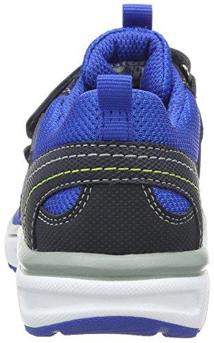 Superfit Lumis, Sneakers basses garçon Blau (ocean Kombi)