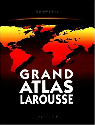 Grand Atlas Larousse