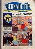 Telecharger Livres BERNADETTE No 30 du 20 01 1957 LE CHEVRETTE FANTOME TEXTE DE HENRIETTE ROBITAILLIE DESSIN DE JANINE LAY QUATRE FILLETTES PASSENT LES VACANCES DANS UN CHALET AVEC LEUR MONITRICE IRENE A DISPARU MYSTERIEUSEMENT MAIS A PU AVERTIR SES AMIES DE NE PAS S INQUIETER POUR ELLE CEPENDANT MLLE SOLANGE EST PARTIE TELEPHONER A LA POLICE AU PORTUGAL NAZARE (PDF,EPUB,MOBI) gratuits en Francaise