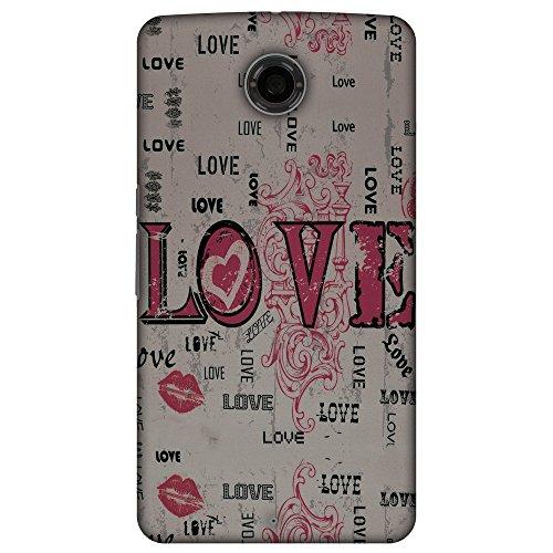Google Nexus 6 XT1103, Motorola Nexus 6 XT1103 Designer Case Protective Back Cover Enchanted Love for Google Nexus 6 XT1103, Motorola Nexus 6 XT1103 - MADE IN INDIA  available at amazon for Rs.799