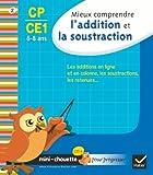 Mini chouette mieux comprendre l'addition et la soustraction CP/CE1 6-8 ans