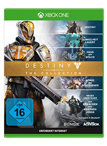 Destiny - The Collection - [Xbox One] (Destiny Spiel Das)