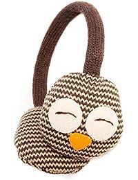 Eule Ohrwärmer - Owl Earmuffs