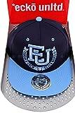 Ecko Unltd vandalismo tripulación siete Deuce soporte de gorra de béisbol peak
