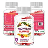 HerbalLeaf Complete MultiVitamin for Kids & Adults Supports Healthy Growth & Development
