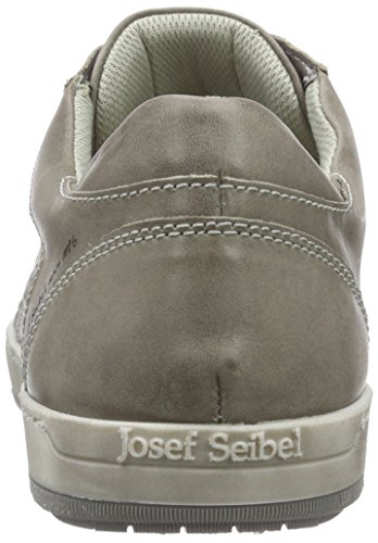 Josef Seibel - Gatteo 12, Scarpe da ginnastica Uomo Grigio (Grau (asphalt))