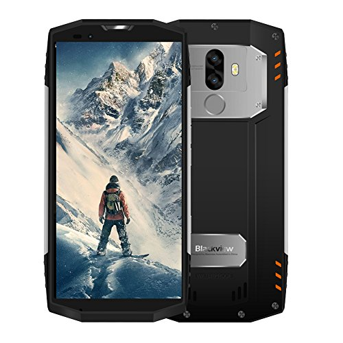 Rugged Phone, Blackview BV9000 Pro 4G Tri-Proof Smartphones Libres, IP68...