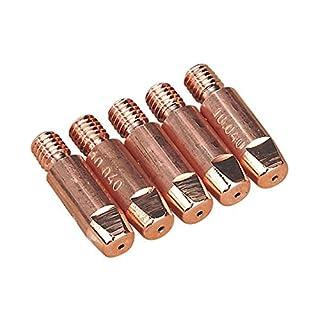 Sealey Kontaktspitzen TG100/2, 1mm, MB25/MB36,5Stück