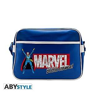 ABYstyle-Marvel Dr Strange bolsa bandolera unisex adulto, L, abybag195