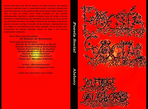 Poesia Social (Poesia para todos) por Aleloro