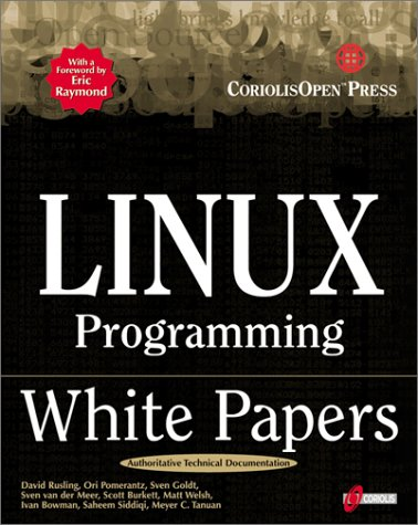 Linux Programming White Papers: A Compilation of Technical Documents for Programmers