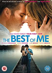 The Best Of Me Dvd 2014 Amazon Co Uk James Marsden