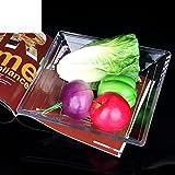 Obst Hochzeit-Stil kreative Obstteller Einfache gepolsterten Kunststoff Obstschale Obstkorb