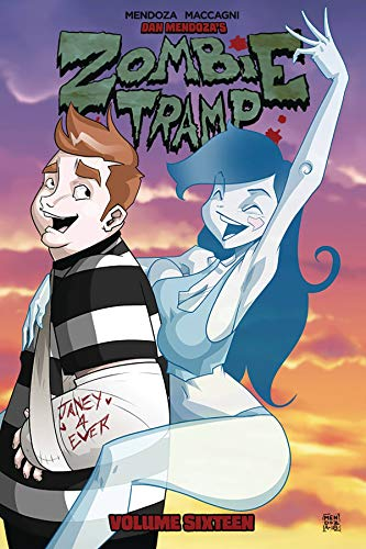 Zombie Tramp Volume 16: Dead Love