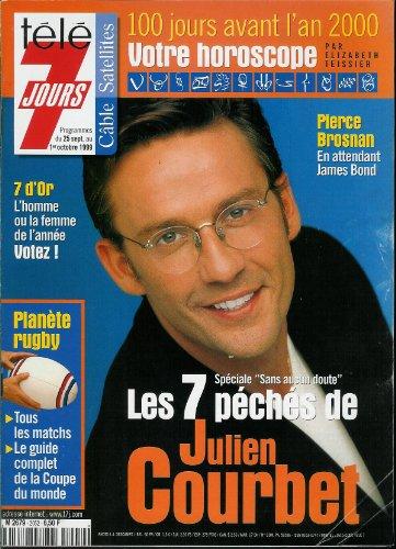 Tl 7 jours - n2052 - 25/09/1999 - Julien Courbet / Sans aucun doute