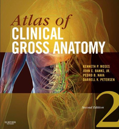 Atlas of Clinical Gross Anatomy E-Book (English Edition)