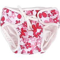 b9c9de881 Hosaire Pañal bañador Bebés Ajustable Bañador Pañal de Tela Reutilizable  Lavable Diaper Para Bebé Unisex