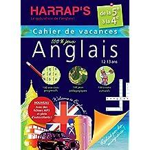 Harrap's cahier de vacances Anglais 5ème