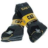 El calcetín de trabajo de Caterpillar es el Soper un par de zapatos de seguridad, sin los grandes calcetines de trabajo no se recomienda para aquellos que son seguros.