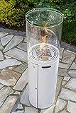 SPARTHERM-Calefactor de terrazas Blanco fuora R