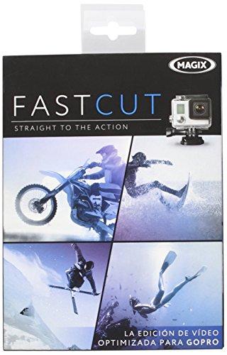 MAGIX Fastcut - Software De Edición De Vídeo Para Cámaras De Acción