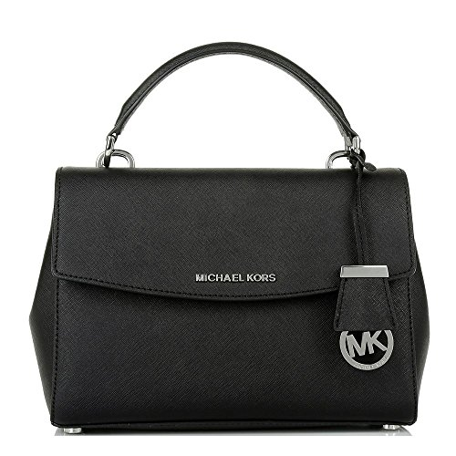 MICHAEL by Michael Kors Ava Small Sac a Main Noir Noir