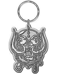 Motorhead Standard Keychain: Warpig