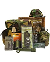 Kids Army Camouflage Jungle Explorer Kit - Military Roleplay