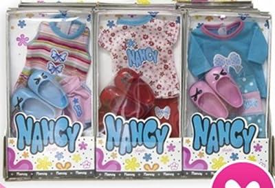 Conjunto ropa y zapatos Nancy - modelos surtidos de Famosa