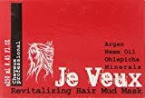 Best Drugstore Hair Masks - Revitalizing Hair Mud Mask Unisex by Je Veux Review
