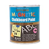 Best Chalkboard Paints - Rust-Oleum 750ml Magnetic Chalkboard Paint - Black Review