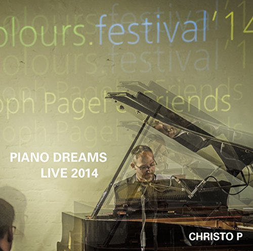 Preisvergleich Produktbild Piano Dreams Live 2014