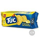 Saiwa Set 24 Tuc cracker cheese formaggio 100 667556 snack salato