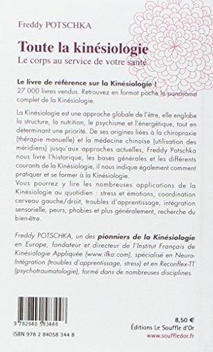 Toute la kinésiologie : Le corps au service de votre santé