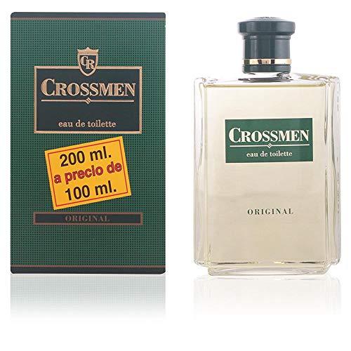 Crossmen 1048-72071 - Agua de toilette, 200 ml