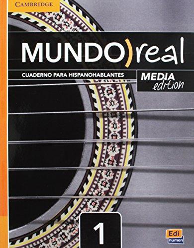 Mundo Real Level 1 Heritage Learner's Workbook par Celia Meana