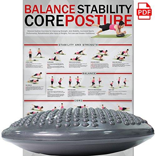 ᐅᐅ】 Gleichgewichtskissen - die Bestseller - ✓ Fitnessgeräte für ...