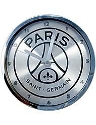 PSG Horloge Boîte Individuelle Plastique Multicolore 32 x 33 x 5 cm