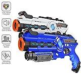 Infrared Laser Tag- Laser Gun Set Boys Toy Birthday Gift 2-Pack Infrared Battle