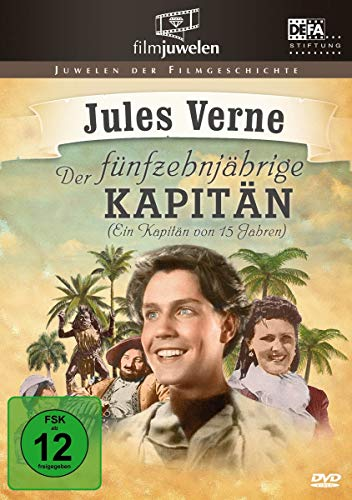 Jules Verne: Der 15-jährige Kapitän (Ein Kapitän von 15 Jahren) - DEFA Filmjuwelen