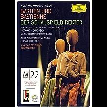Mozart: Bastien und Bastienne Der Schauspieldirector (The Impresario) by Bernhard Berchtold