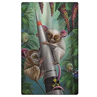 Not afraid Lemur Arboleda Jeanpierre Beach Towel Soft Quick Dry Lightweight High Absorbent Pool Spa Towel For Adult 31 X 51 Inch