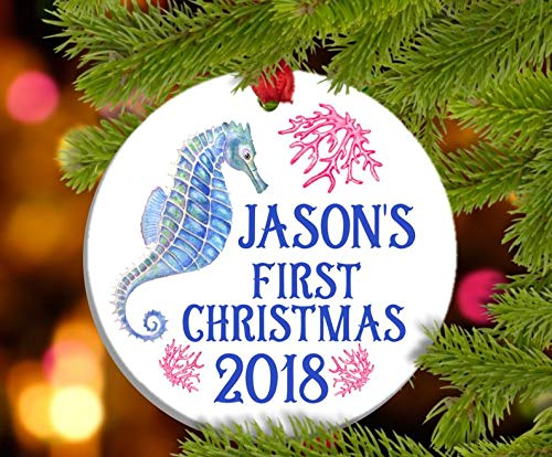 istmas Ornament, First Christmas Ornament Baby, First Ornament, for Baby, Baby Shower Favor, Boy 3