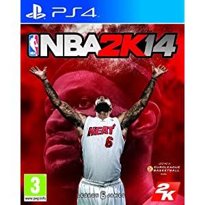 NBA 2K14 [PEGI] – [PlayStation 4]