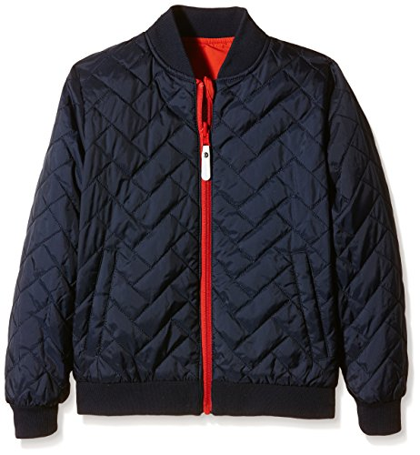 NAME IT Jungen Jacke Nitmento K Quilt Rev Jacket B Red 116 - 3