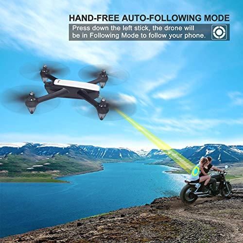 Zoom IMG-2 potensic drone gps brushless con